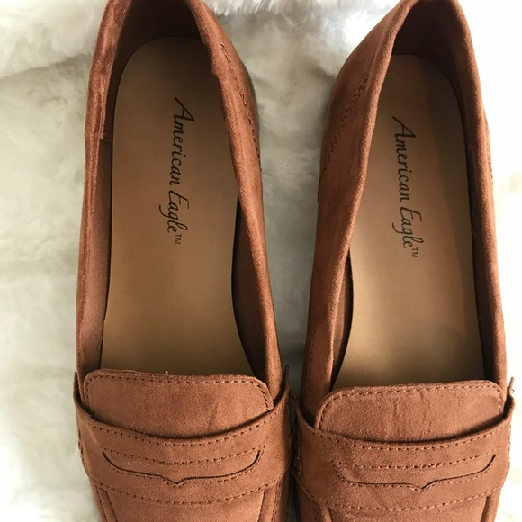 599b82c50ea American Eagle Outfitters Shoes - American eagle penny loafers💕